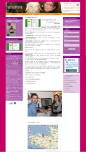 """Le site du mois  www.elyazalee.com - La communication """"éco - citoyenne"""""""