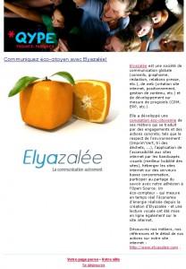 Newsletter de Juin de Qype