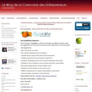 Elyazalée : innovante et éco-citoyenne!