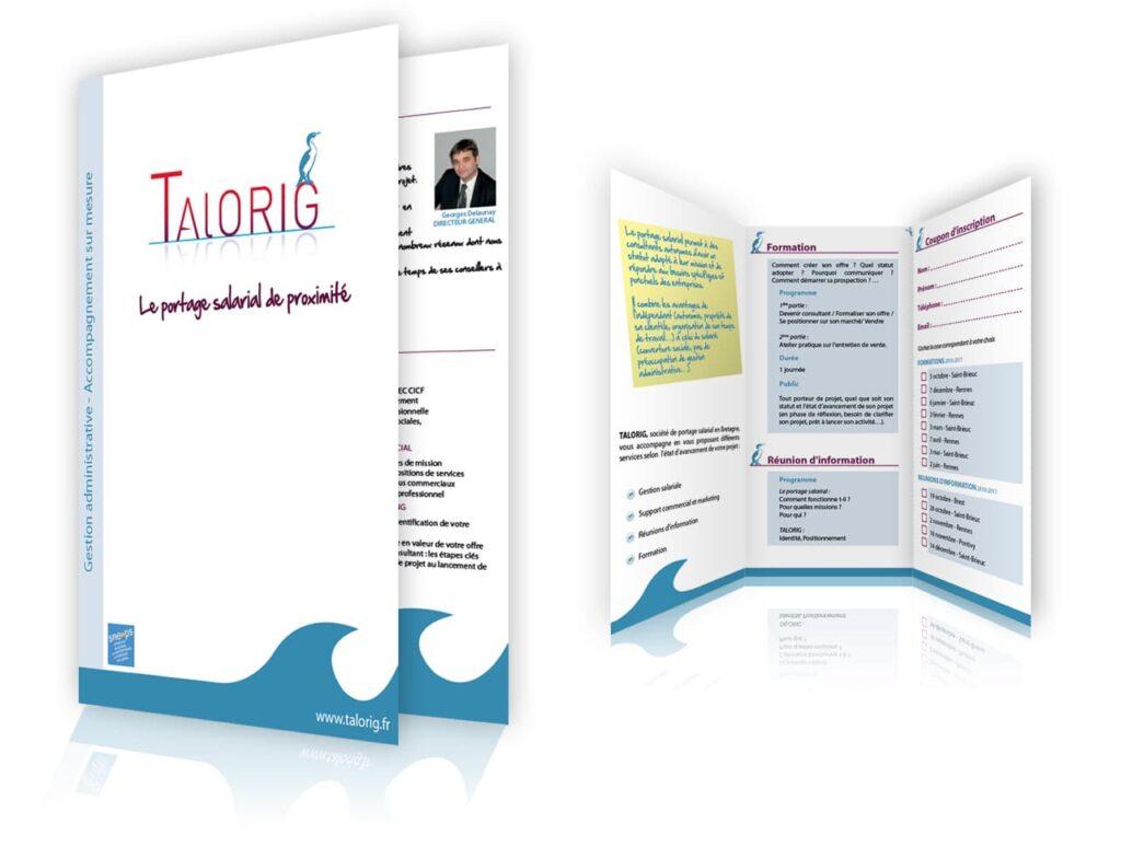 plaquette Talorig