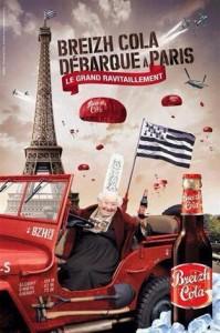 Breizh Cola débarque à Paris, le grand ravitaillement !