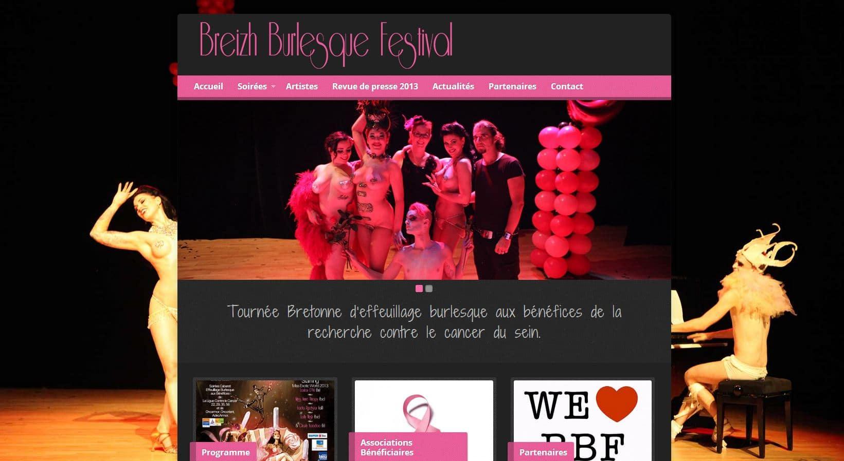 Breizh Burlesque Festival