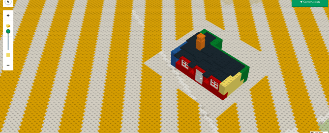 Lego arrive sur Google Maps