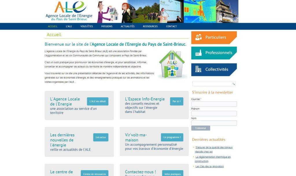 Agence Locale de l'Energie 22