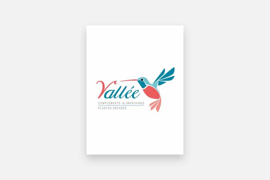 Logo Claudine Vallée